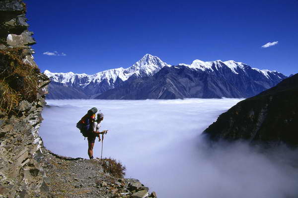 Trekking in Nepal, Nepal, About Nepal, Mt. Everest