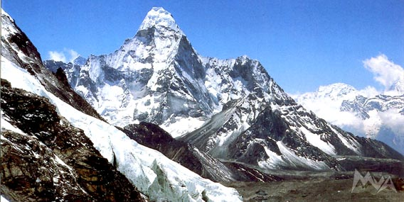 Amadablam Expedition and Island Peak Climbing in Nepal