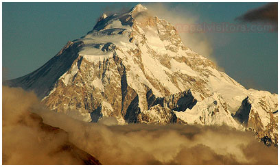 Manaslu Expedition, Expedition in Nepal
